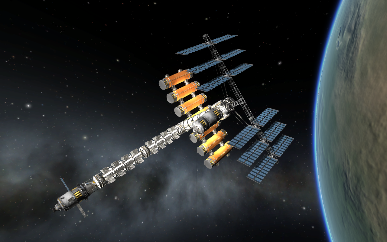 kerbal space program docking - photo #9